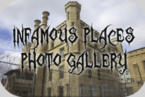 Pictures from infamous places