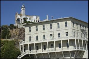 Haunted Alcatraz, San Francisco