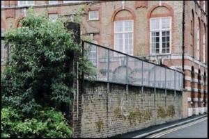 Jack the Ripper murder site, Bucks Row