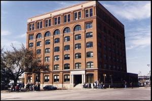 Sixth floor book depository, Dallas