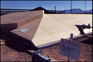 Former Titan Missile Silo, Green Valley Arizona