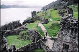 Urquhart Castle Loch Ness, Scotland