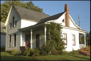The haunted Villisca Axe Murder House, Iowa