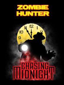 Chasing Midnight Zombie hunter - T- shirt