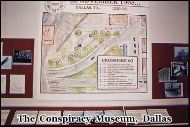 Inside the Conspiracy Museum in Dallas