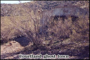 Courtland was once home to the Southern Arizona Auto co