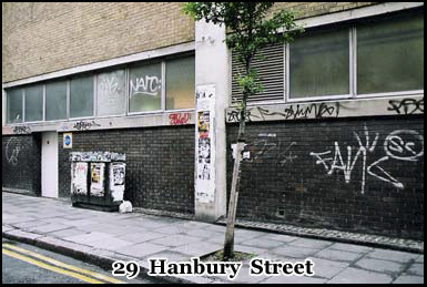 Annie Chapman was murdered on September the 8th, 1888, at 29 Hanbury Street