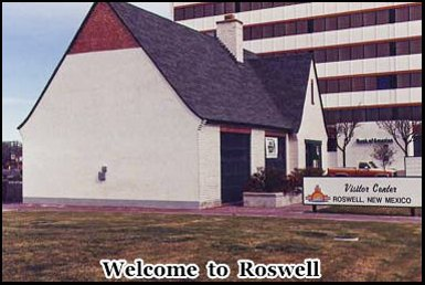 Roswell, New Mexico Tourism Center
