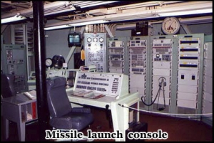 Each Titan missile stood over a hundred feet high in the silo