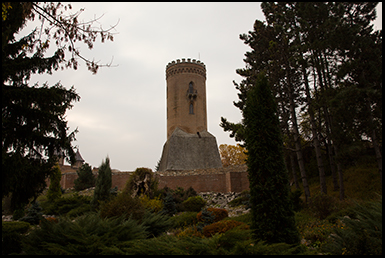 Targoviste, Vlad The Impalers Castle