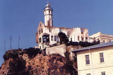 Alcatraz, California
