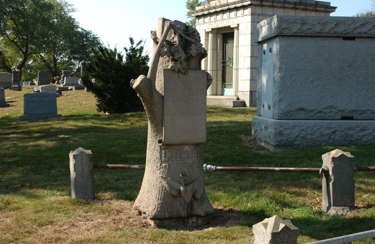 Alpine Cemetery, Perth Amboy