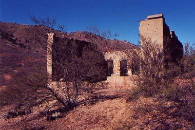 The Ghost Town Trail, Arizona
