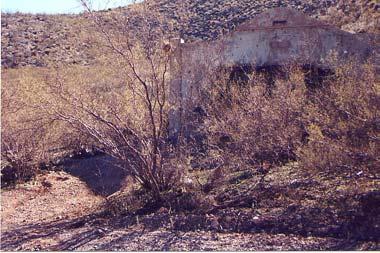 Courtland Ghost Town, Arizona