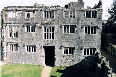Berry Pomeroy Castle, Devon