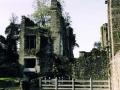 Haunted Berry Pomeroy Castle, Devon