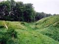Danebury Ring Hillfort, Hampshire