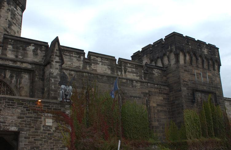 Haunted Eastern State Penitentiary, Pennsylvania