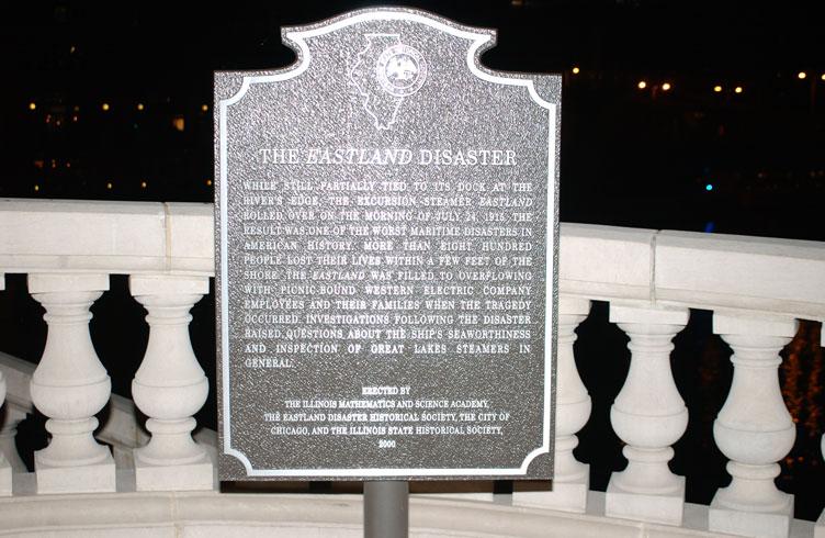 Eastland Disaster, Illinois, U.S.A