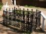 El Campo Santo Cemetery, California, U.S.A