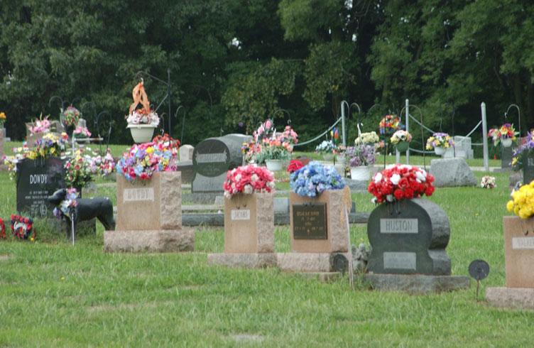 Haunted Graveyard X