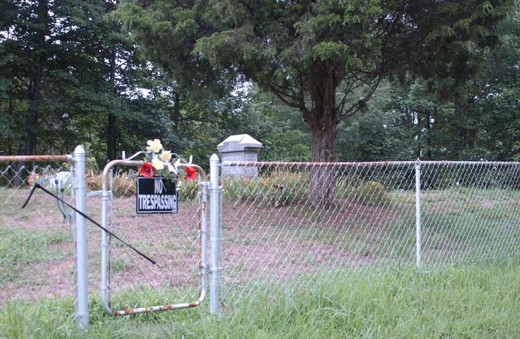 Haines Cemetery, Ohio
