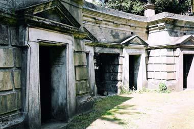 Highgate Cemetery Vampire, London