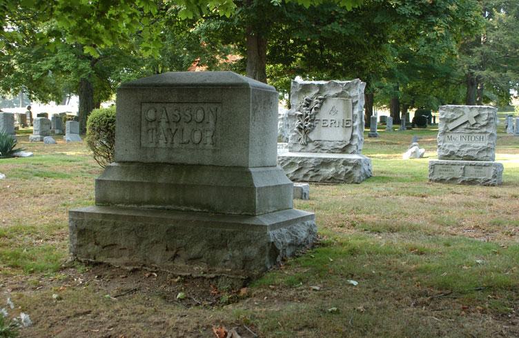 Laurel Grove Cemetery, New Jersey