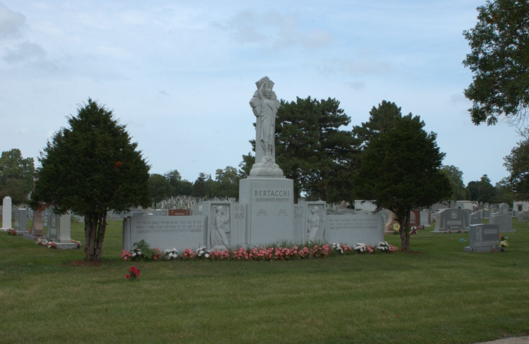 Mount Carmel Cemetery, Chicago, Illinois