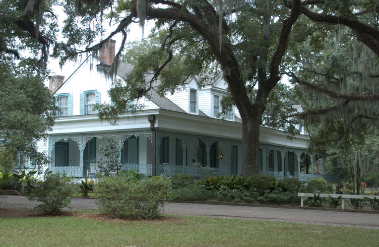 The Haunted Myrtles Plantation, Louisiana