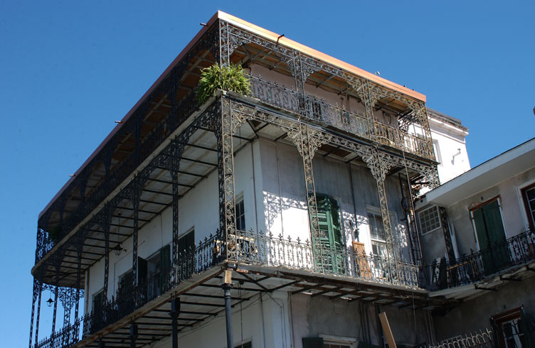 Haunted New Orleans, Louisiana