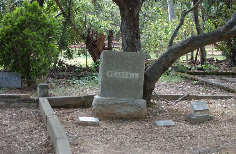 Haunted Nordhoff Cemetery, Ojai, California
