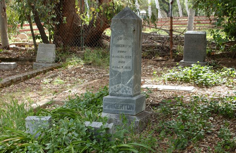 Nordhoff Cemetery, Ojai, California
