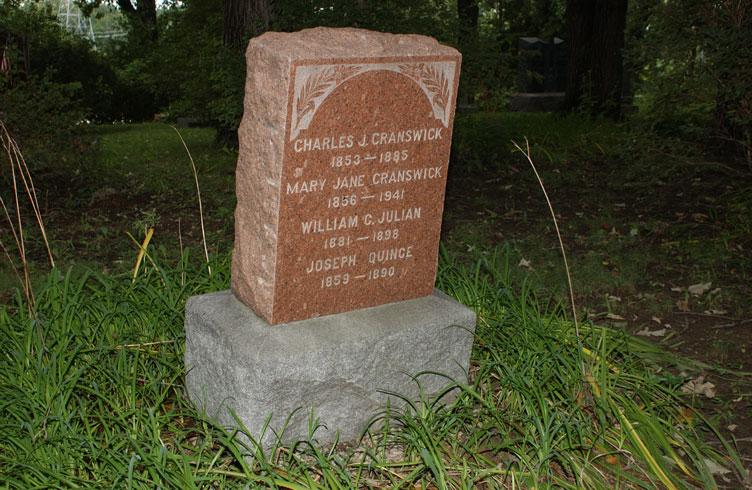 Haunted Oakhill Cemetery, Illinois,