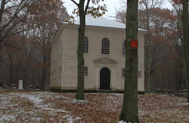 Old Trinity Church, Brooklyn, Connecticut