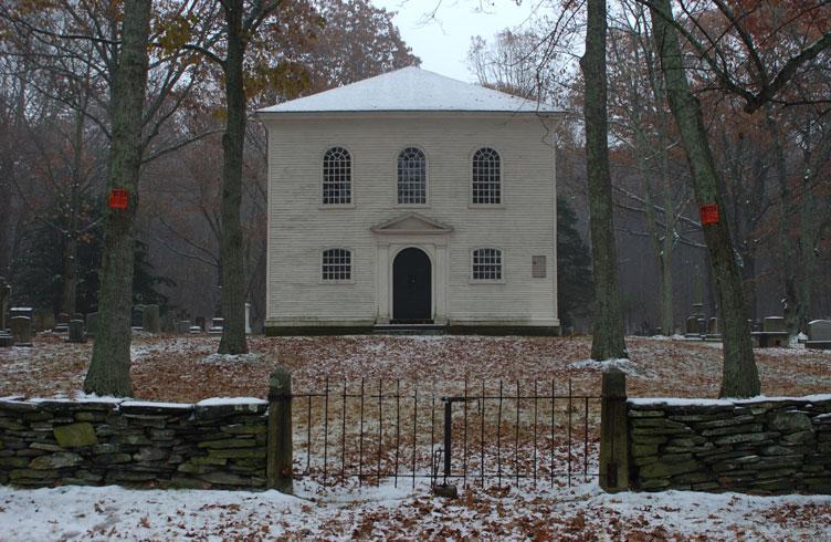Haunted Old Trinity Church, Brooklyn, Connecticut