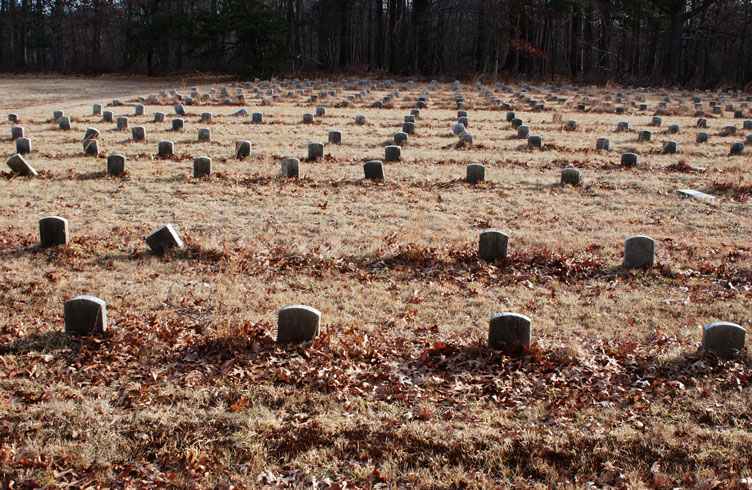 Haunted Potters Field Cemetery, Yaphank, New York
