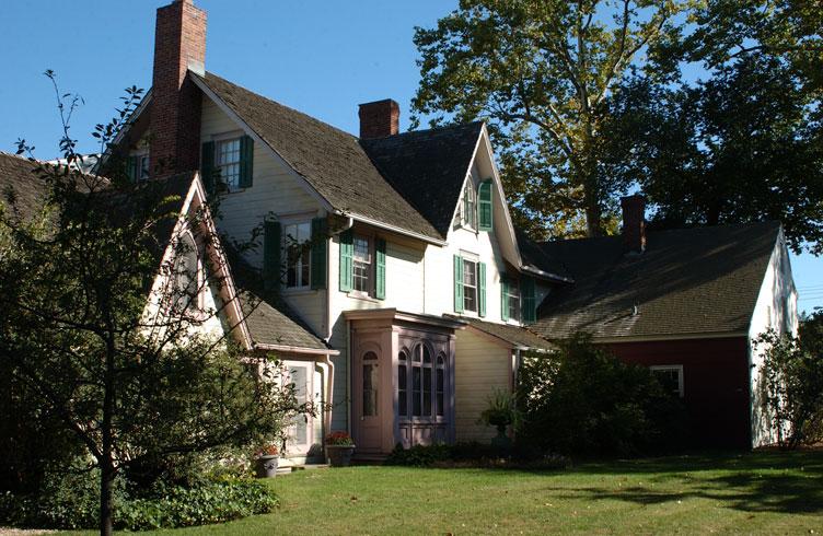 Raynham Hall, Long Island