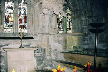 Rossyln Chapel, Scotland