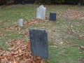 Burying Point Cemetery, Salem, Massachusetts
