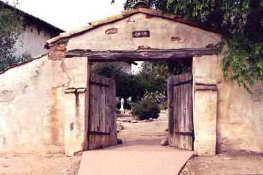 San Antonio Mission, California