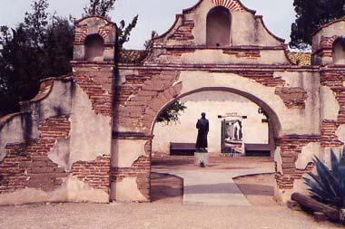 Haunted San Antonio Mission, California