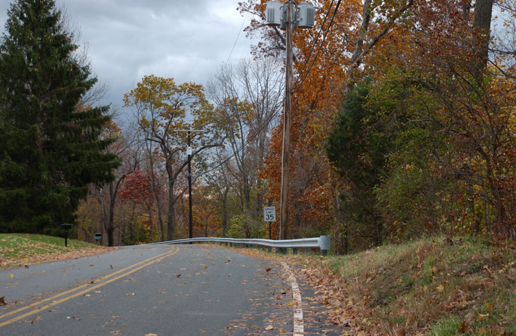 Shades of Death Rd, New Jersey