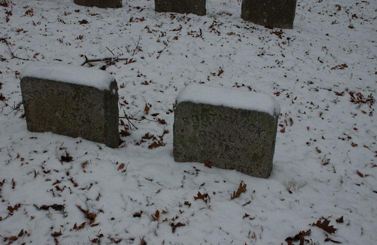 Spider Gates Cemetery, Connecticut