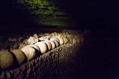 The Paris Catacombs