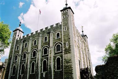 Haunted Tower of London, England