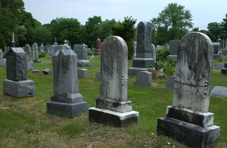 Union Cemetery, Easton, Connecticut