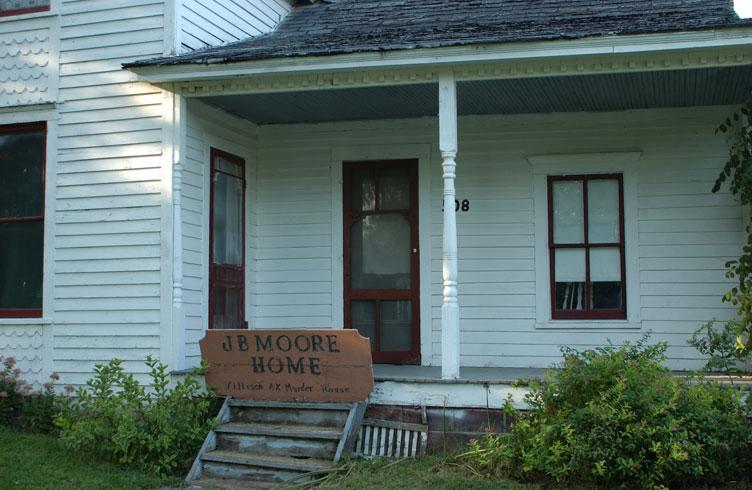 Haunted Villisca Axe Murder House, Iowa
