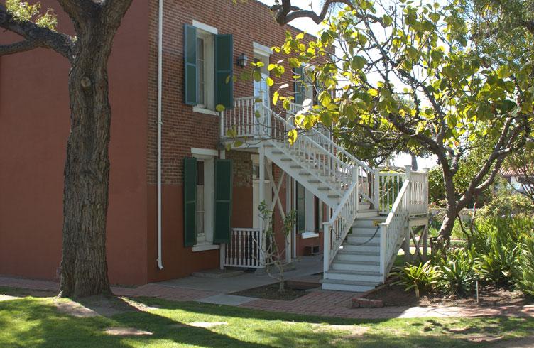 Whaley House, San Diego, California