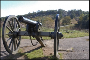 Haunted Gettysburg, Little Round top